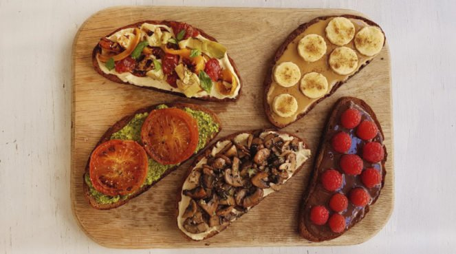 Different toast recipes