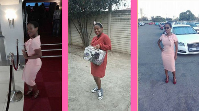 Nonjabulo Cebekhulu's pre-pregnancy weight-loss story