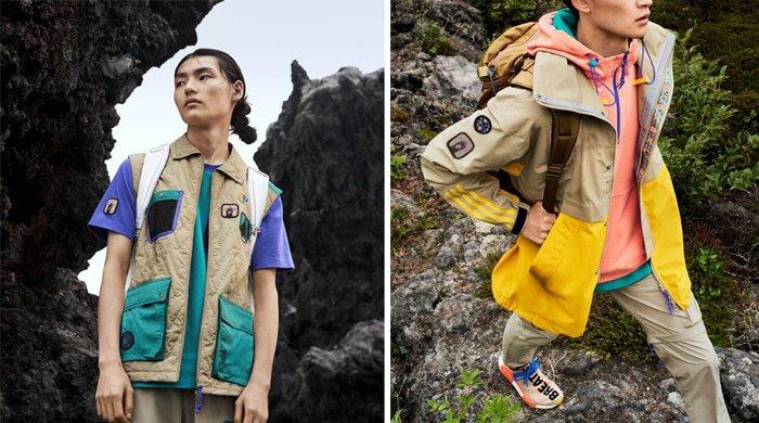 HU hiking fashion