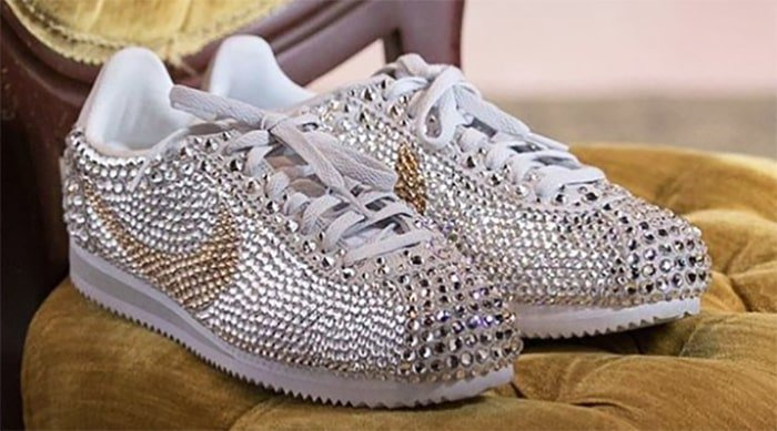 Serena Williams Wedding Shoes Are Everything You Ever Wanted