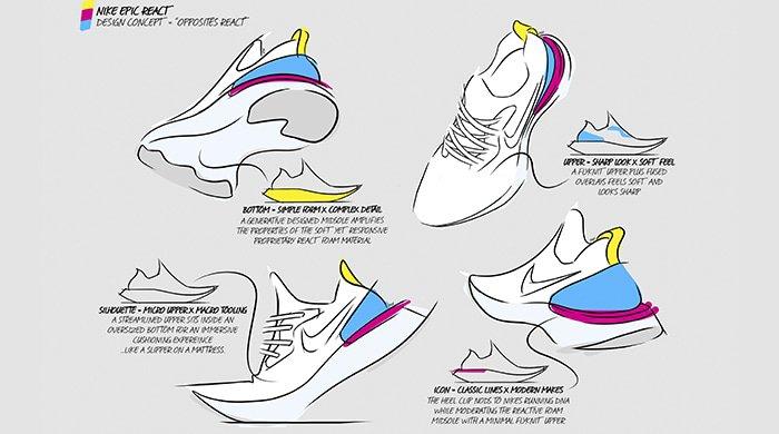 Marathons sneaker tech