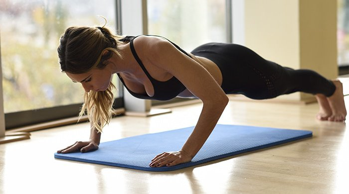 Burn Fat At Home With This Hardcore, Do-Anywhere Workout