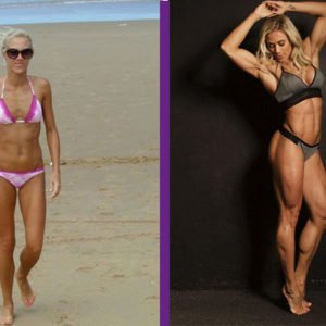 This Is Exactly How Your Diet Affects Your Body, According To A Bikini Bodybuilder
