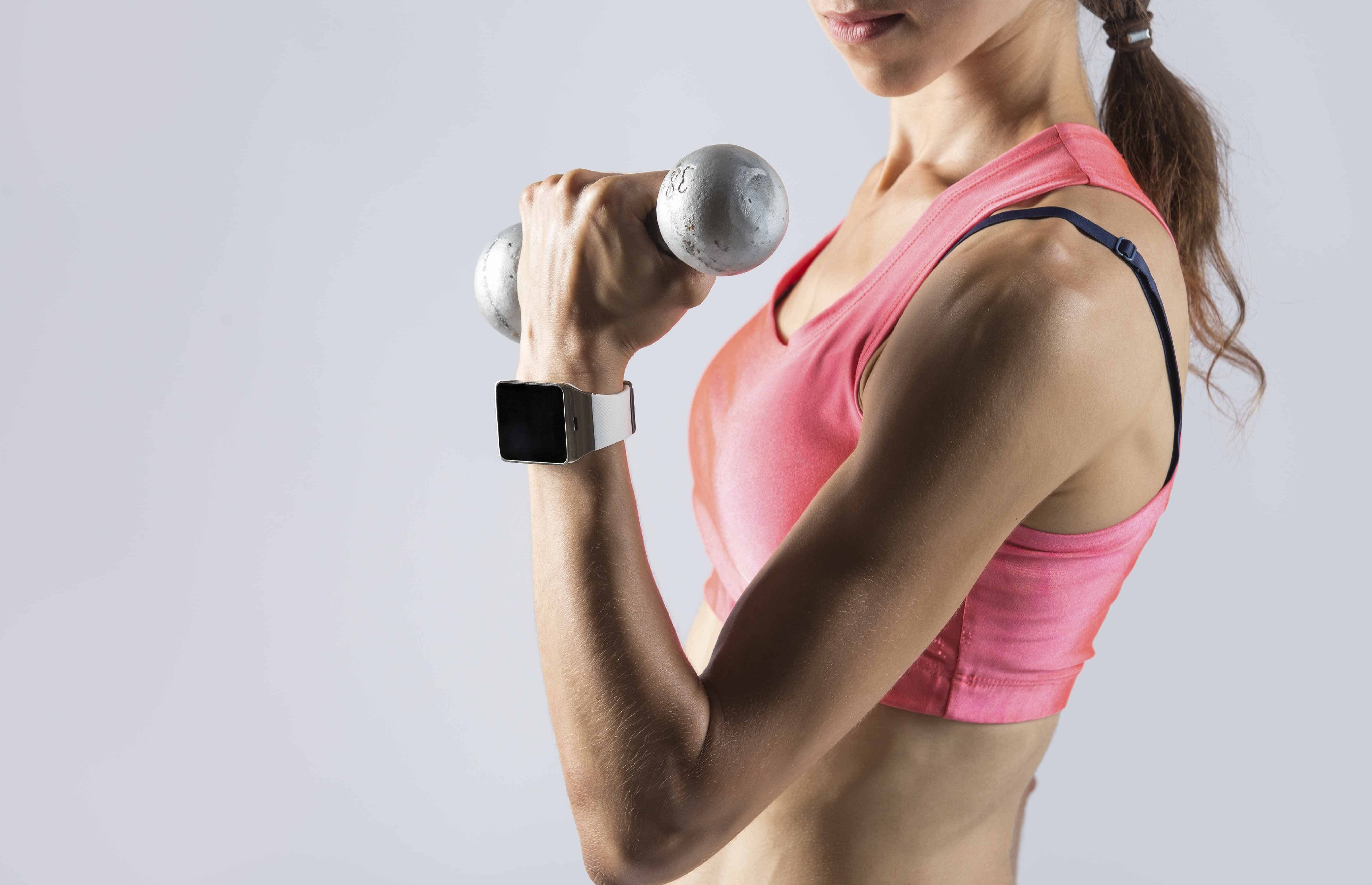8 Essential Weights Moves For Beginners, According To A