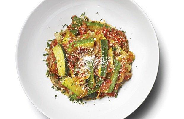 courgette-pasta-substitute
