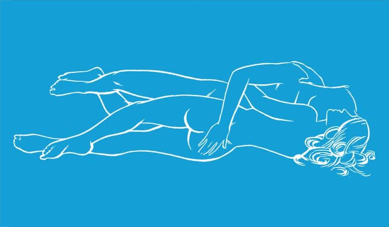 8 Sex Positions That Will Hit Your G-Spot Every Time