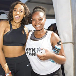 These Are The Abs, Thigh And Butt Moves Sbahle Mpisane Swears By