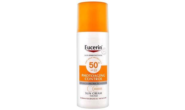 Eucerin CC Sun Cream Tinted SPF 50+