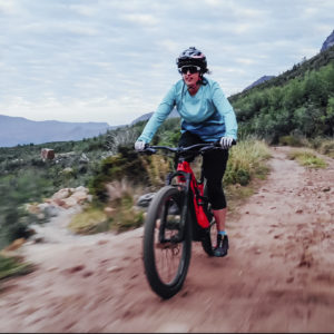 How Mountain Biking Boosted This Singer's Confidence