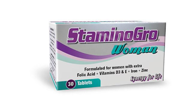 StaminoGroWoman