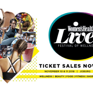 Women's Health LIVE Festival Will Be Launch Your Summer Season!