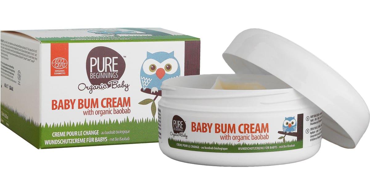 Pure Beginnings Baby Bum Cream