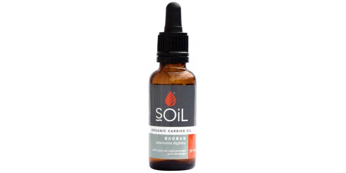 Soil Organic Baobab Oil