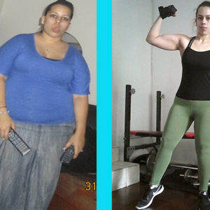 """""""Here's How I Took Control Of My Eating Habits – And Lost 46 Kilos"""""""