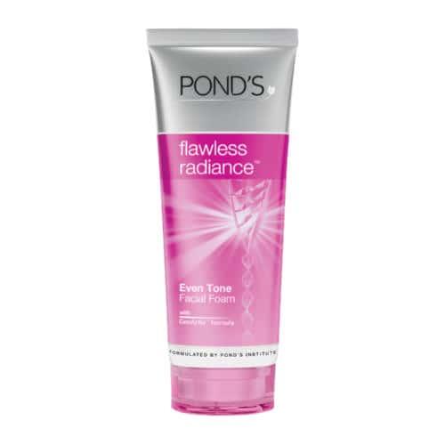 Ponds Flawless Radiance Facial Foam