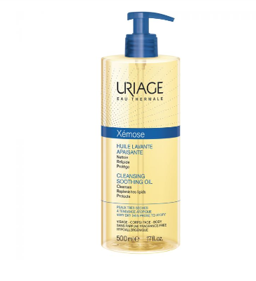 Uriage Xemose Soothing Cleansing Oil
