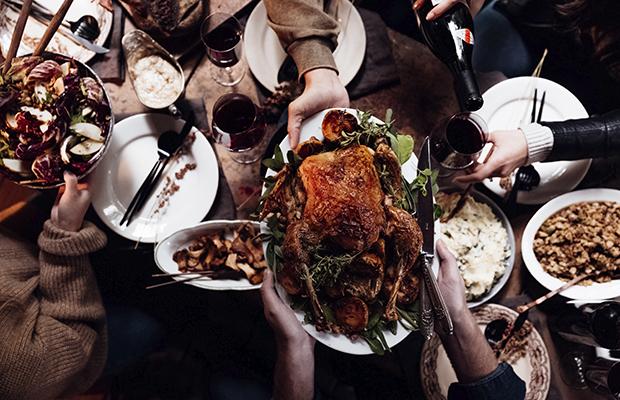 feast — festive stress