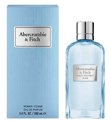 Abercrombie & Fitch Instinct Blue For Her