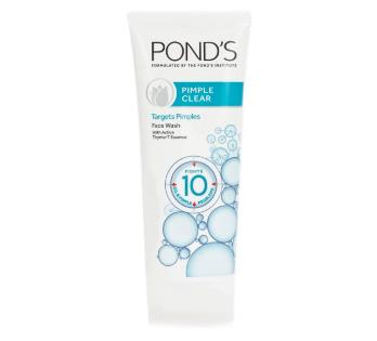 Ponds Pimple Clear Facial Foam