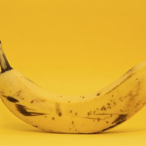 brown bananas like this one get brown spots
