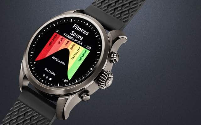 This Smart Watch Is A Health And Fitness Game Changer