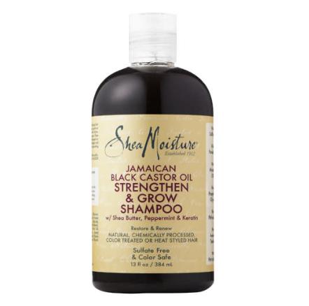 Raw Moisture Jamaican Black Caster Oil Shampoo