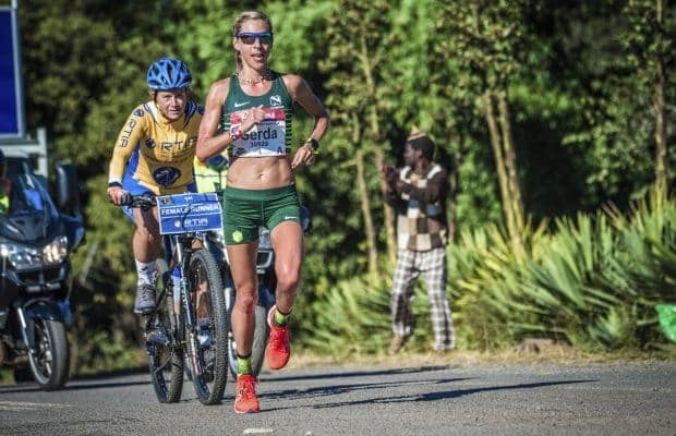 How Runner Gerda Steyn Won The Comrades And Beat The Record