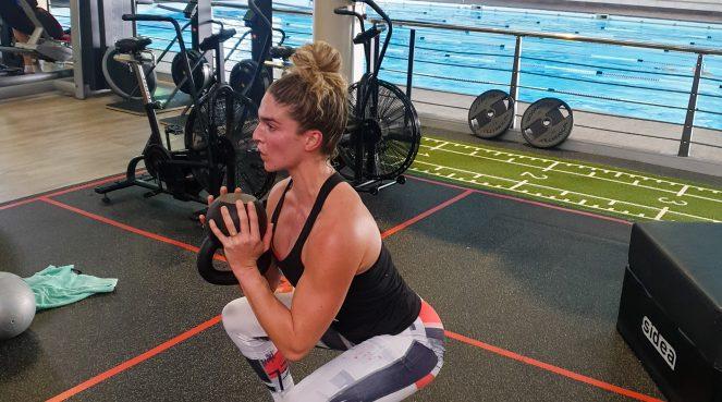 Daniella 30 minute workout