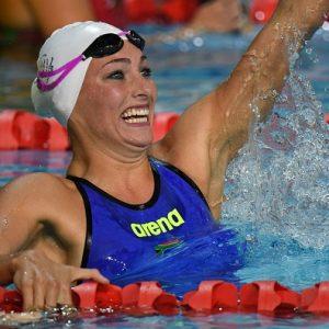 Tatjana Schoenmaker- Swimmer