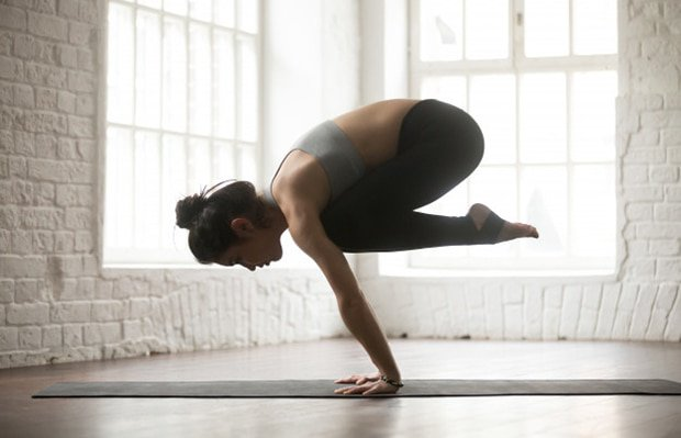 3 Intense Balance Poses For All The Yoga Lovers Out There