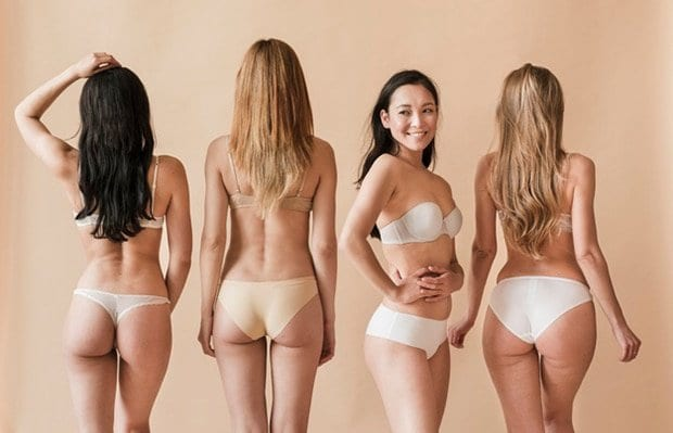We've Found The 5 Perfect Lingerie Pieces For Every Body Shape