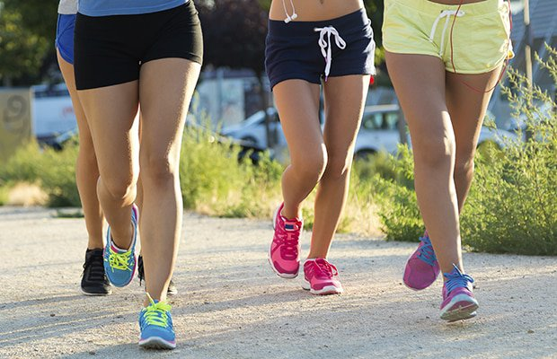 Running Might Be Your Best Bet If You're Genetically Prone To Obesity