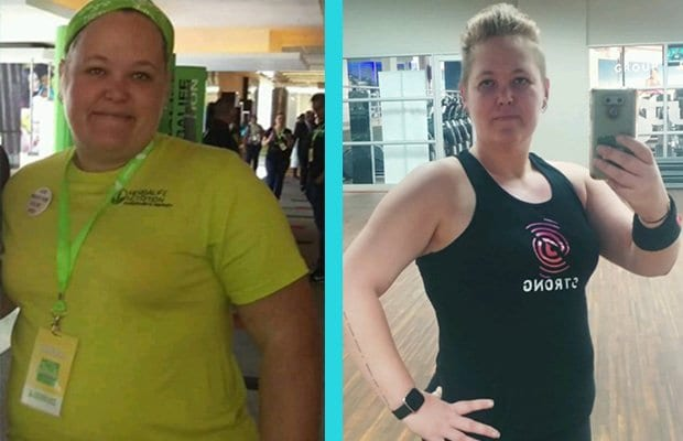 This Woman Lost 28 Kilos — And Became A Fitness Instructor