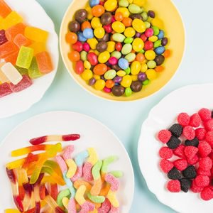 healthy halloween sweets