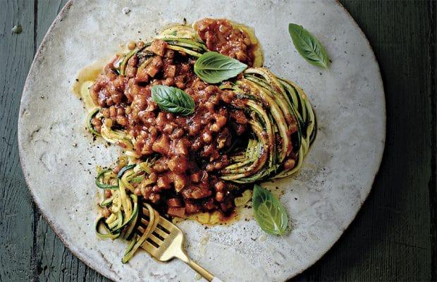Delish Vegan Bolognese That'll Leave Meat-Eaters Gobsmacked