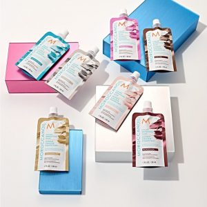 moroccanoil colour depositing hair masks