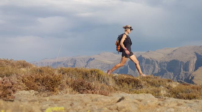 Nicolette Trail Runner