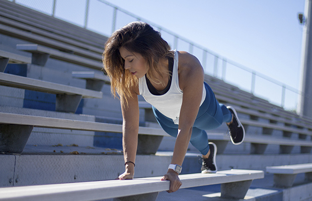 No Time For Gym? Try This *Do-Anywhere* Workout And Burn Some Serious Calories