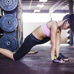 EPOC — excess post-exercise oxygen consumption
