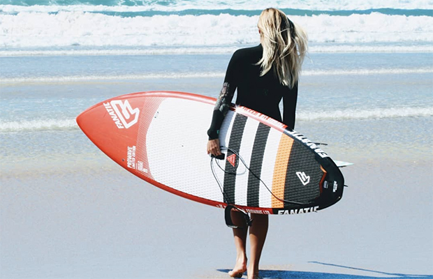 The No-Equipment Full-Body Workout Pro Kitesurfer Lyde Heckroodt Swears By