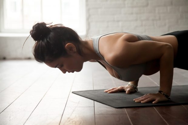 5 Yoga HIIT And Bodyweight Moves You Need For Mobility